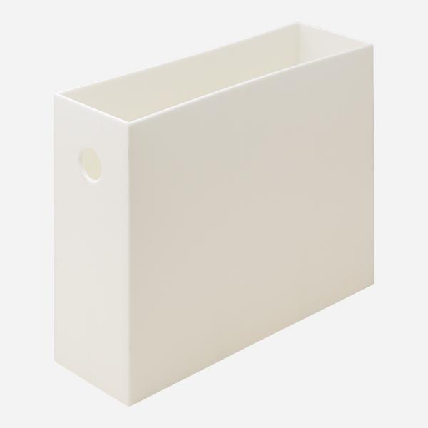 仕切れる収納ボックス KEYUCA(ケユカ) Clotze 収納ボックス100 II 10×32cm[収納ボックス 収納ケース 収納BOX リビング 雑誌 書類 日用品 オシャレ かわいい インテリア 新生活 引越し祝い ギフト] 【グッドプライス】