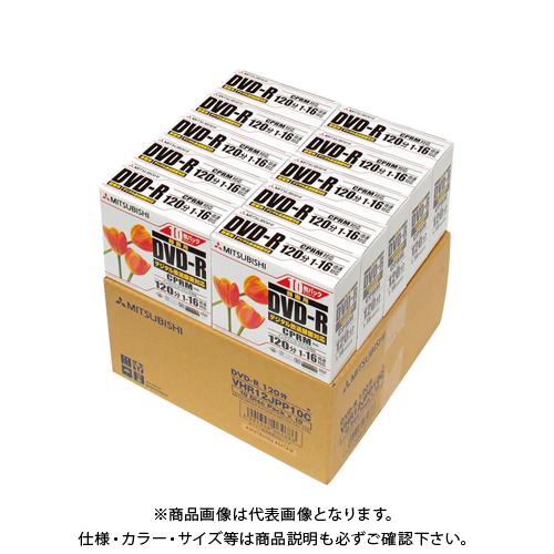 三菱化学メディア 録画用DVD-R 100枚 選択 VHR12JPP10C 商品追加値下げ在庫復活