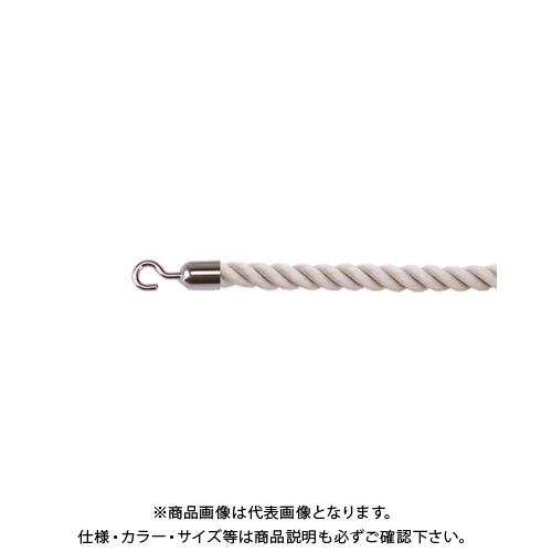 クラウン パーティションスタンド用ロープ シルバー CR-PS120-SL