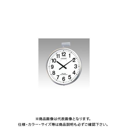 シチズン 電波掛時計パルウェーブM611B壁掛専用 4MY611-B19