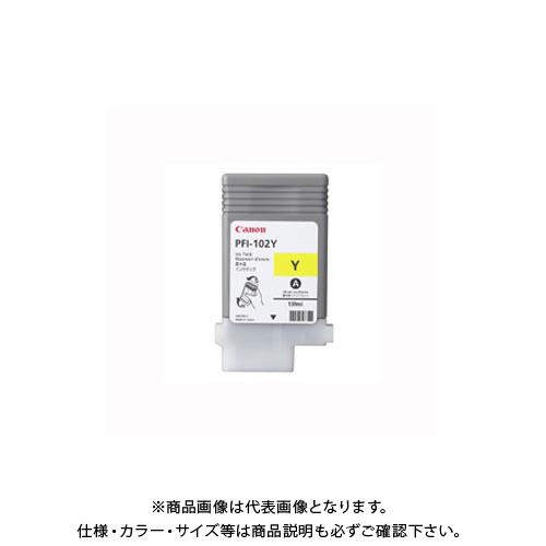春の新作シューズ満載 キヤノンマーケティングジャパン 爆売り インクタンク PFI-102Y