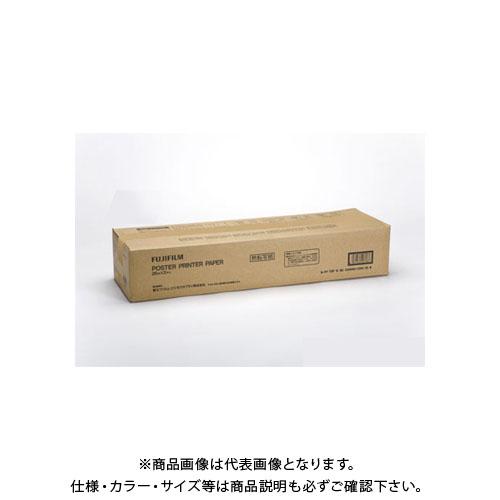 富士フイルムイメージング 熱転写紙 白地黒 B1幅 PP TRP W BK728MMX26M