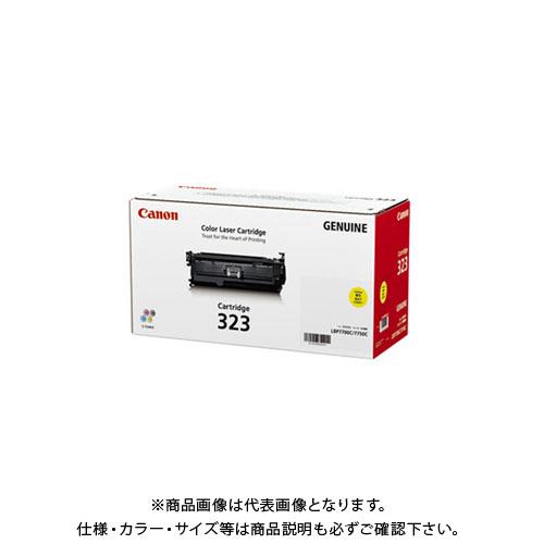 キヤノンマーケティングジャパン トナーカートリッジ323 イエロー CRG-323YEL