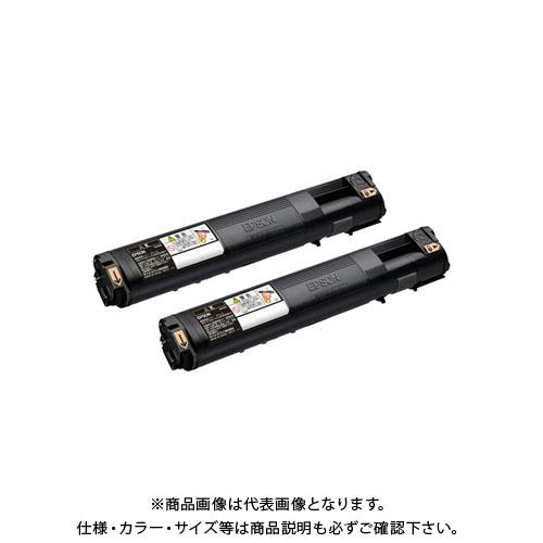 エプソン 環境推進トナー ブラック 2本入 LPC3T21KPV