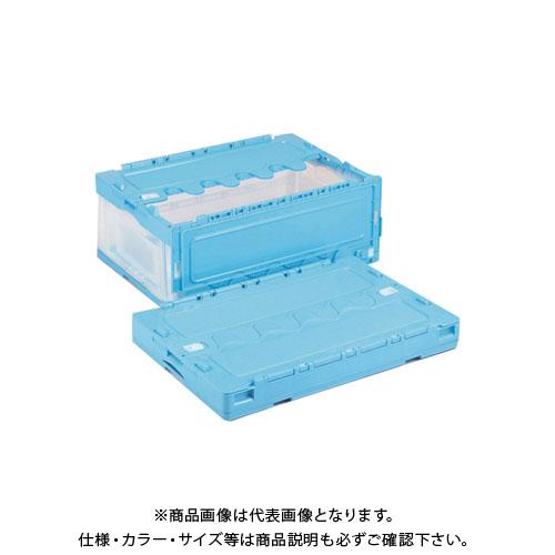 岐阜プラスチック工業 CF-S56NR(ブルー透明) CF-S56NR(Bト)