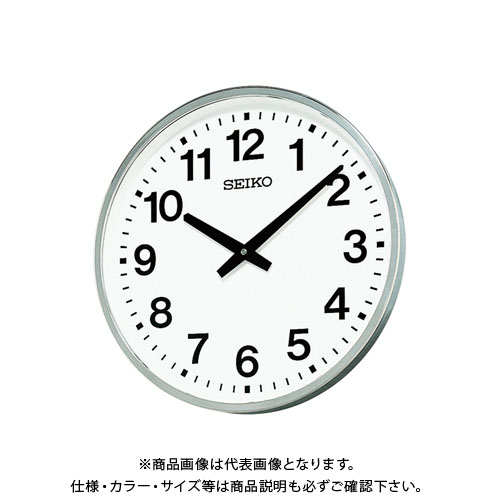 セイコー 屋外・防雨型掛時計 KH411S