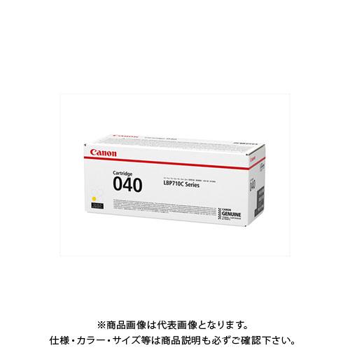 キヤノンマーケティングジャパン トナーカートリッジ 040 イエロー CRG-040YEL