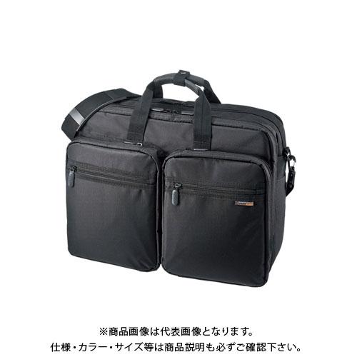 サンワサプライ 3WAYビジネスバッグ(出張用・大型) BAG-3WAY22BK