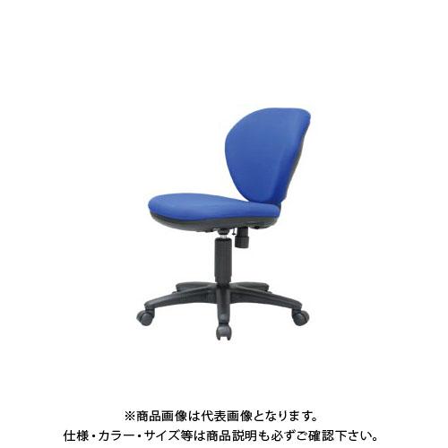 弘益 オフィスチェア K921ブルー K-921(BL)