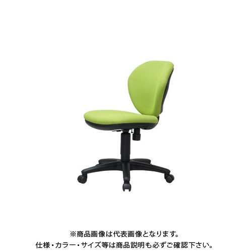 弘益 オフィスチェア K921グリーン K-921(GN)