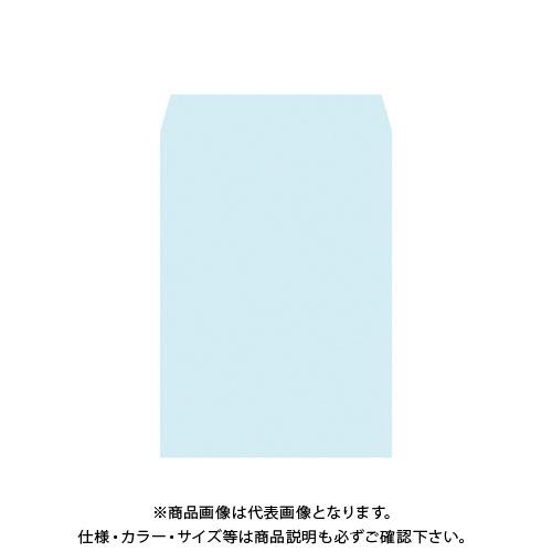高春堂 角2ハーフトーンブルー100g 500枚 7871