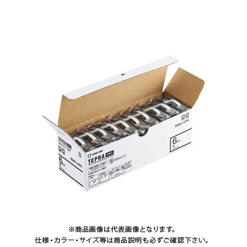 キングジム PROテ-プエコパック透明ラベル10個 ST6K-10PN