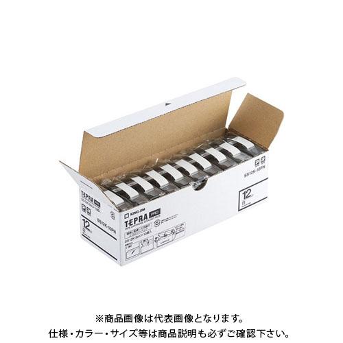 キングジム PROテ-プエコパック白ラベル10個 SS12K-10PN