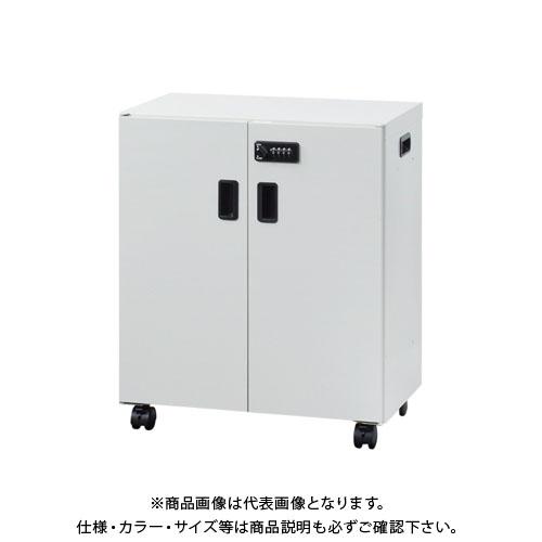 ナカバヤシ セキュリティデスクターナ ダイヤル錠 ND-DS722ニューグレー