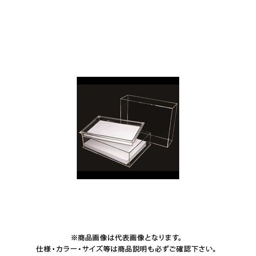 クルーズ アクリル決済箱中蓋付A4 CRC8501