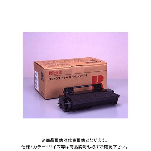 リコー リコーFAX用トナーカートリッジタイプ4 RI-TNRFX4J