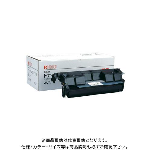 リコー リコーFAX用トナーカートリッジタイプ2 RI-TNRFX2J