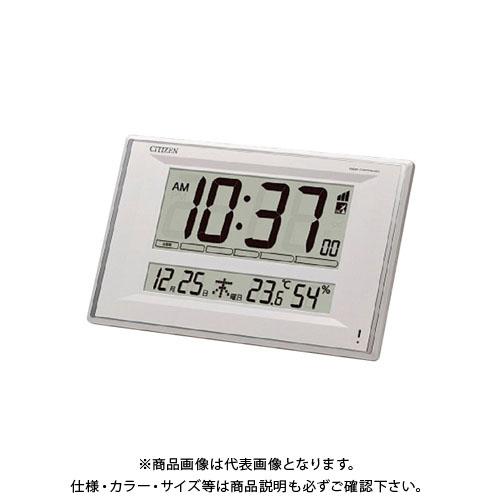 シチズン 掛・置兼用時計 8RZ198-003 8RZ198-003