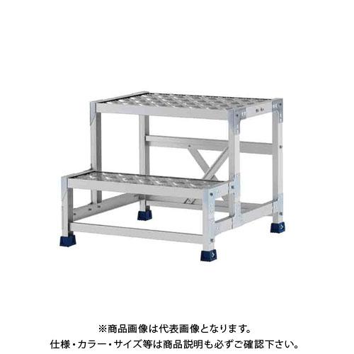 【直送品】アルインコ ALINCO 作業台(2段以上) CSBC-255S