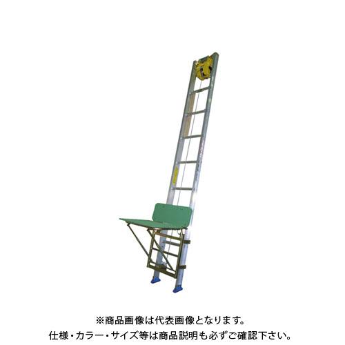 【運賃見積り】【直送品】アルインコ ALINCO 荷揚機 JA-4CX