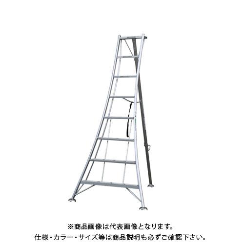 【直送品】アルインコ ALINCO 三脚脚立 KWX-330