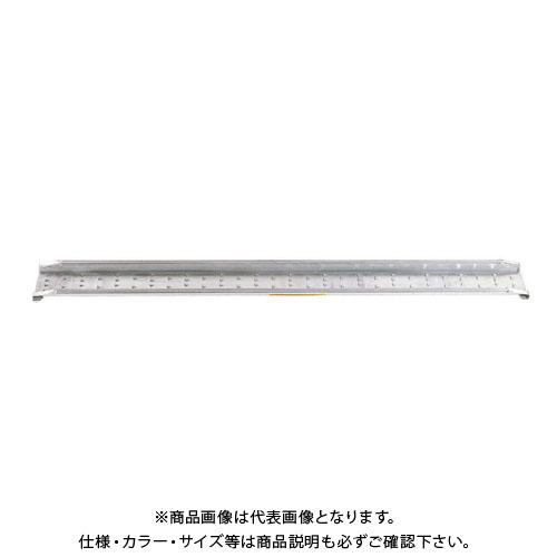 【運賃見積り】【直送品】アルインコ ALINCO アルミブリッジ MC MC-240(ベロタイプ)