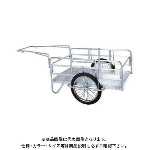【運賃見積り】【直送品】アルインコ ALINCO 折りたたみリヤカー S8/NS8 NS8A1