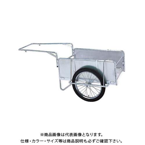 【運賃見積り】【直送品】アルインコ ALINCO 折りたたみリヤカー S8/NS8 NS8A2S