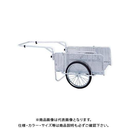 【運賃見積り】【直送品】アルインコ ALINCO 折りたたみリヤカー S8/NS8 S8A1P