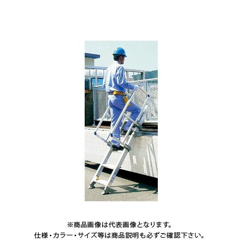 【運賃見積り】【直送品】アルインコ ALINCO トラック昇降タラップ SP-PJ SP-2838PJ