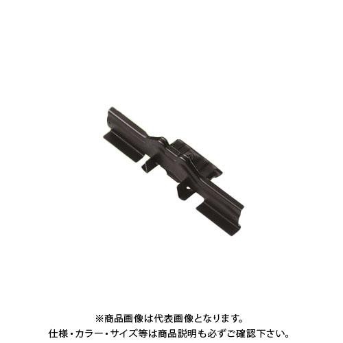 野島角清製作所 雪国 平葺 シングル後付 240mm 高耐食・高強度鋼板 黒 30個 Z21-041