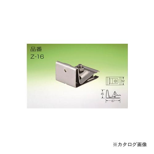 河井工業 きたぐATグリップ型 SUS304 100個 Z16-050