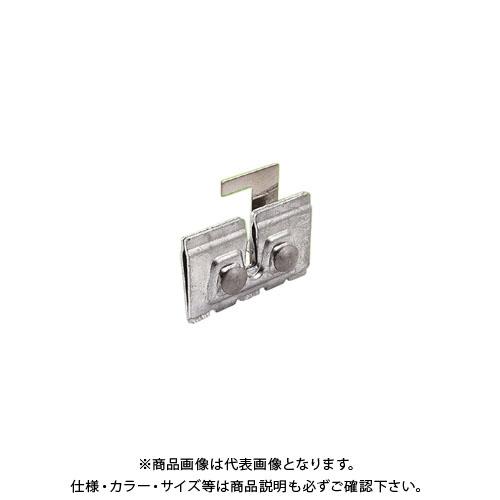 野島角清製作所 雪国 立平羽根無し (中) ドブメッキ 50個 V12-020