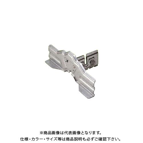 野島角清製作所 雪国 立平 (大) 2本止 230mm 亜鉛鉄板 黒 30個 V9-031