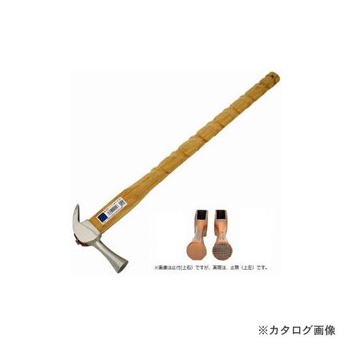 マルキン印 仮枠ハンマー 銀 止無 中 SY式 600M/M