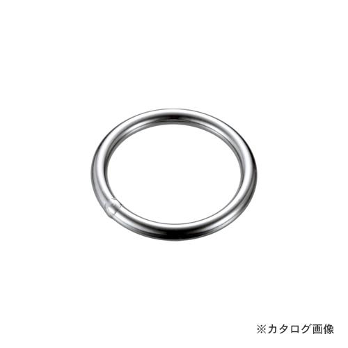 浅野金属工業 溶接リング25×150 AK7081