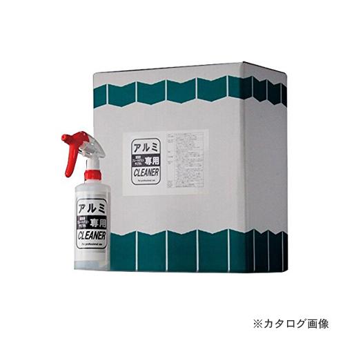 【直送品】 SER サンエスエンジニアリング アルミ専用クリーナー 18L×1缶