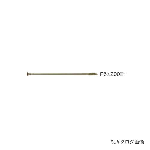 カネシン パネリードII+ (100本×3袋入) P6×200II+