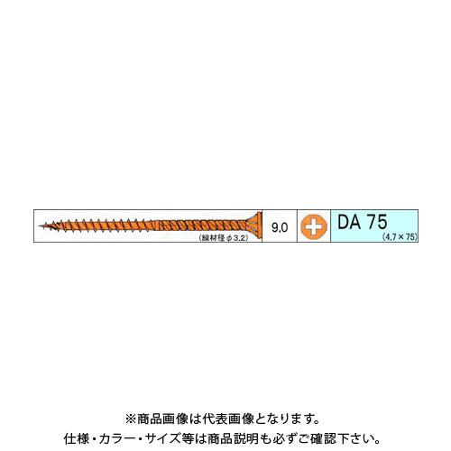 ダンドリビス 中細DAビス 1940本入 徳用箱 V-DAX075-TX