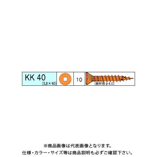 ダンドリビス 極太KK 2470本入 徳用箱 V-KKX040-TX