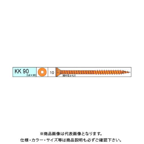 ダンドリビス 極太KK 975本入 徳用箱 V-KKX090-TX