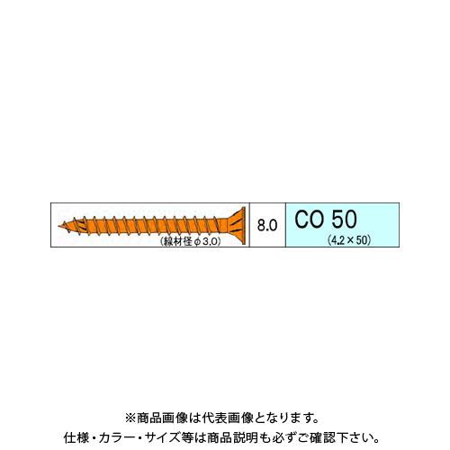 ダンドリビス コンパネ用 CO 2600本入 徳用箱 V-COX050-TX