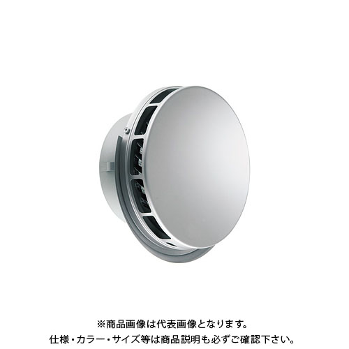 宇佐美工業 フラット型スリム風防水切付(ビス脱着式) φ100 メタリックブラウン (36ヶ入) FWSEN100B-MB