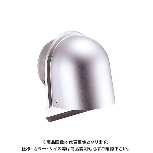 宇佐美工業 U型フード付ガラリ 溶接組立式 φ100 (24ヶ入) 100UG-XMBL