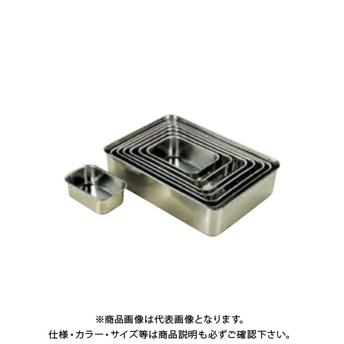 TKG 遠藤商事 18-8深型組バット 16号(手付) ABT07116 6-0135-0621