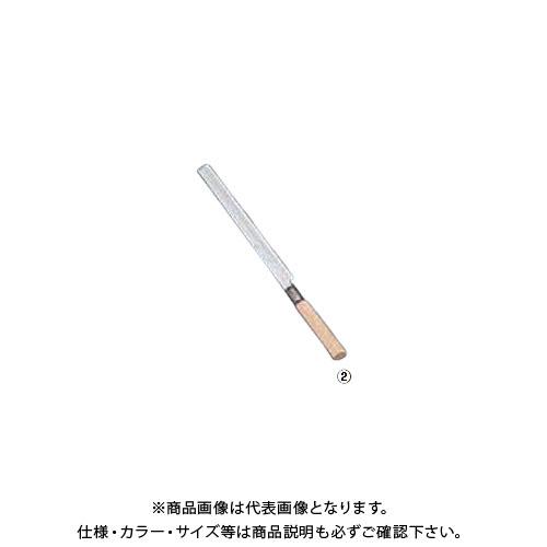 TKG 遠藤商事 SA佐文 蛸引(木製サヤ付) 24cm ASB11024 7-0280-0201
