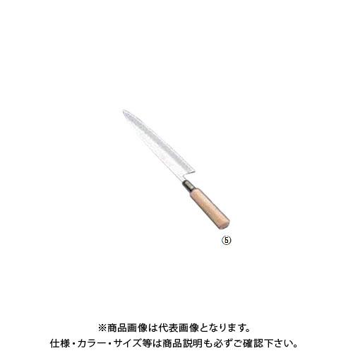 TKG 遠藤商事 SA佐文 身卸(木製サヤ付) 18cm ASB14018 7-0280-0501