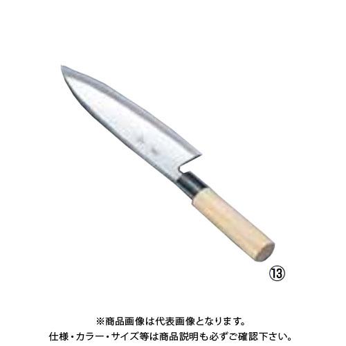 TKG 遠藤商事 SA雪藤 出刃 19.5cm AYK26019 7-0280-1308
