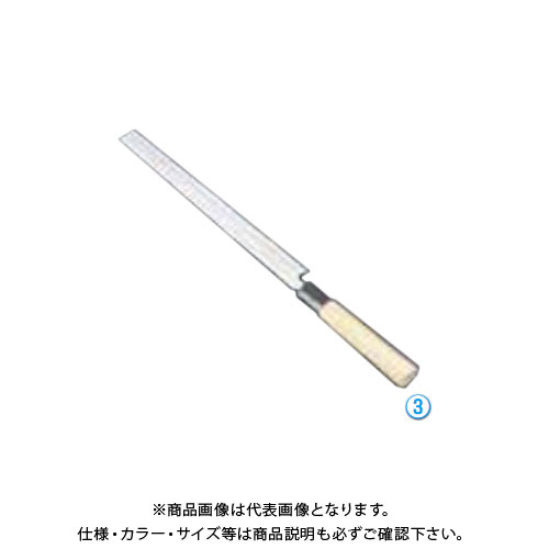 TKG 遠藤商事 堺孝行 シェフ和庖丁 銀三鋼 蛸引 36cm ASE03027 6-0277-0305