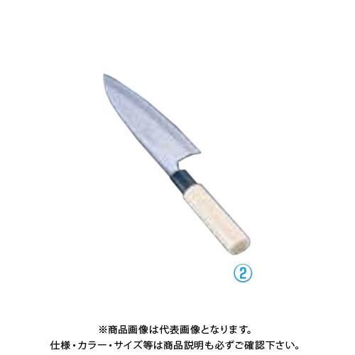 TKG 遠藤商事 堺孝行 イノックス和庖丁 相出刃 18cm ATK365 7-0286-0205